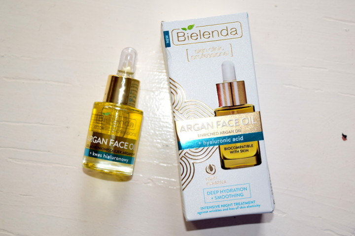 Bielenda Argan Face Oil